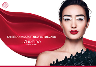 SHISEIDO Make-up neu entdecken!